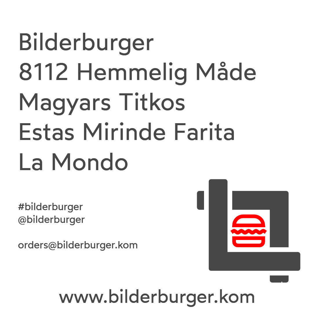 image bilderburger mock address for demo by mini video pages - https://minivideopages.com