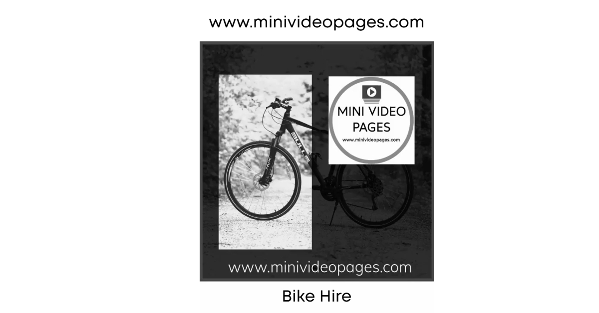 image Mini Video Pages Bike Hire Link