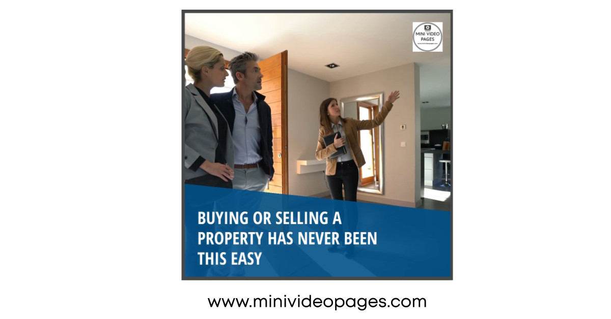 image Mini Video Pages Real Estate Sales Link