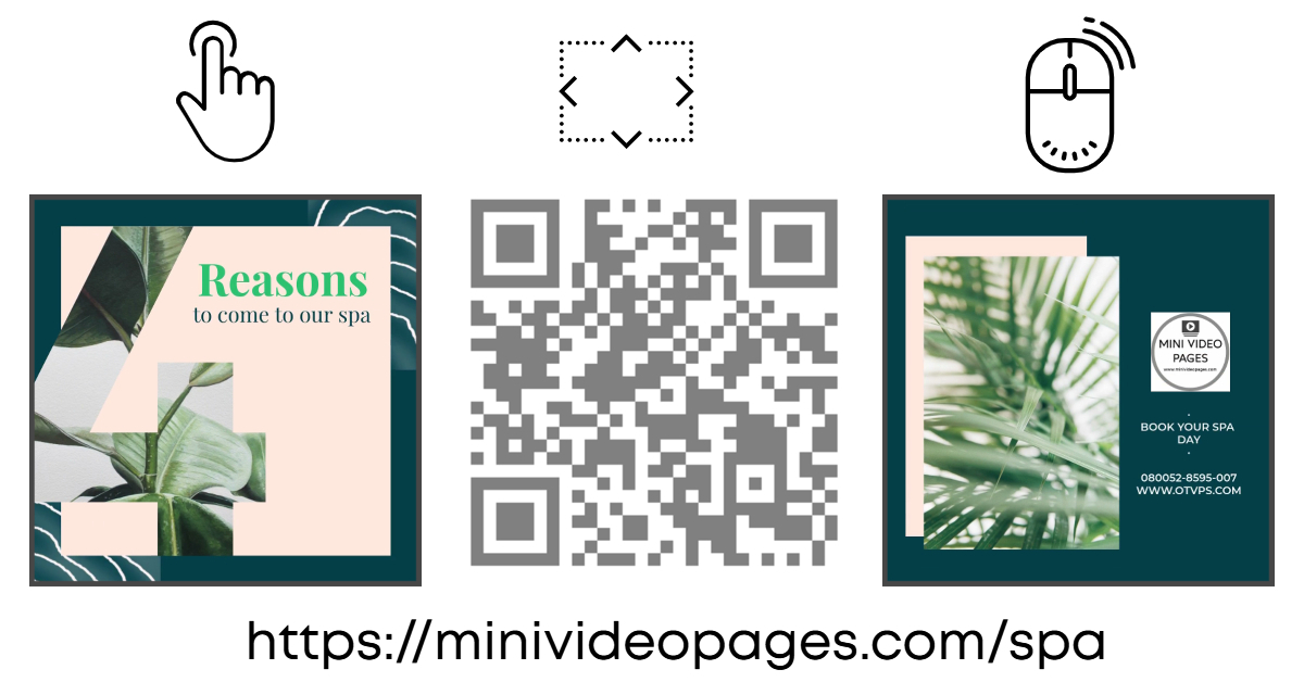 image Mini Video Pages Spa Link
