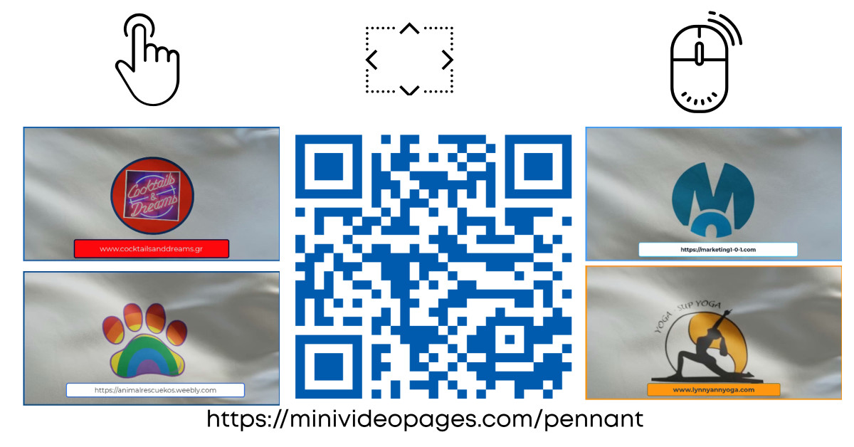 Mini Video Pages Pennant Link