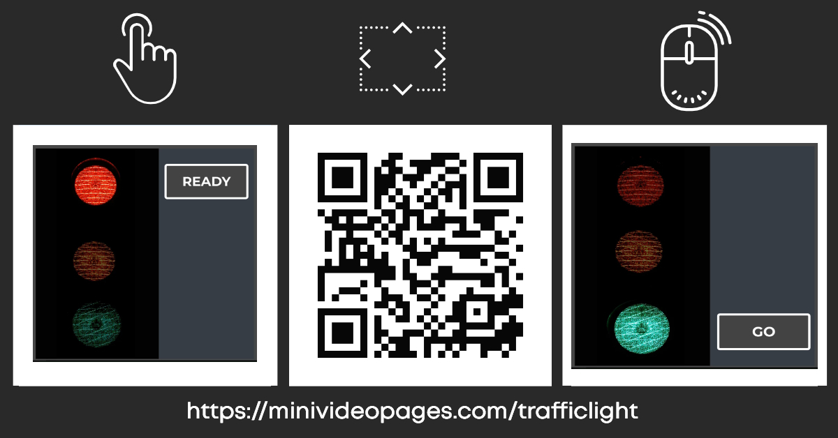 Mini Video Pages Traffic Light