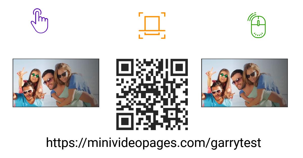 Garrytest Link
