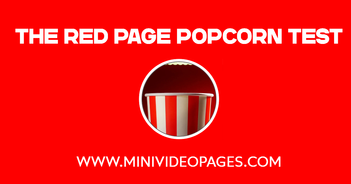 Mini Video Pages Red Popcorn Page Link