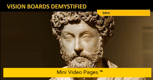 Mini Video Pages Vision Boards Demystified Link Image