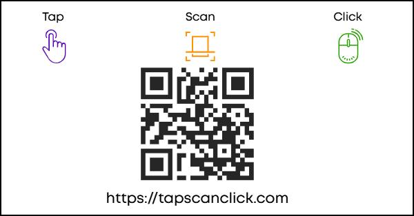 Tap Scan Click Trailer Link Image